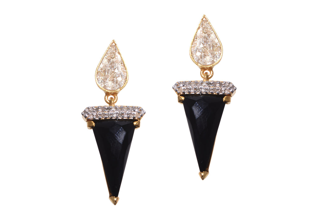 Cier Earrings YG BO