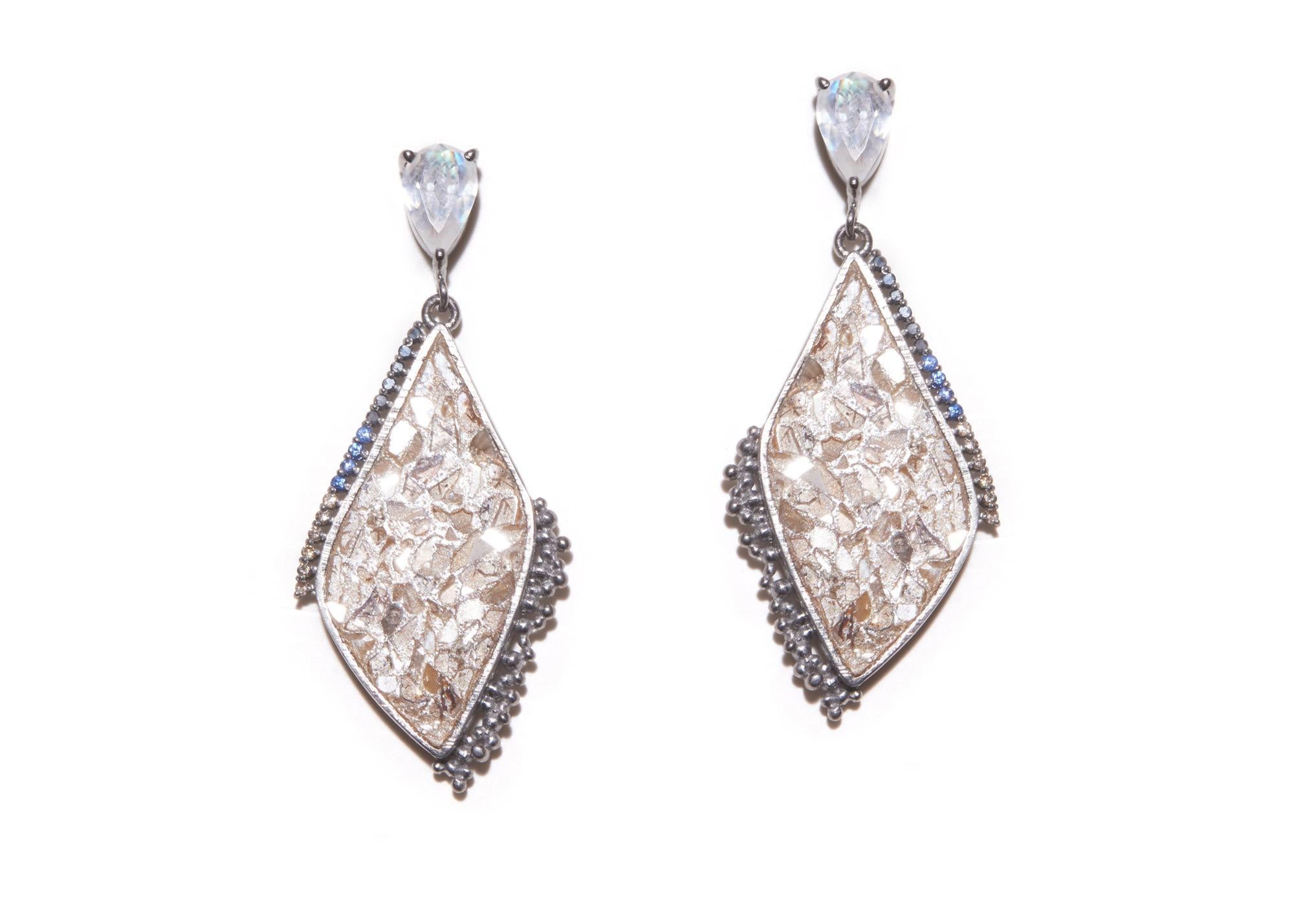 Fannie Earrings OS