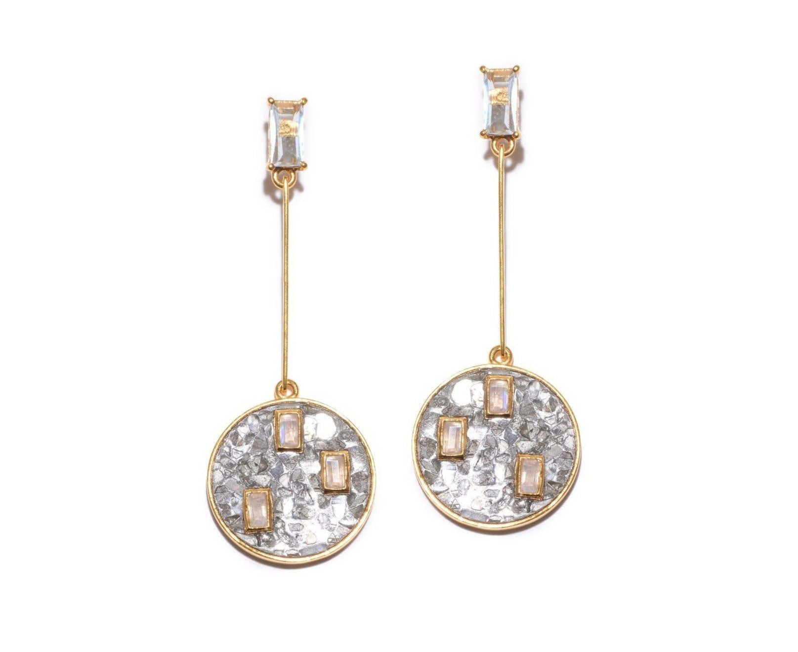 Gyali Earrings Gold