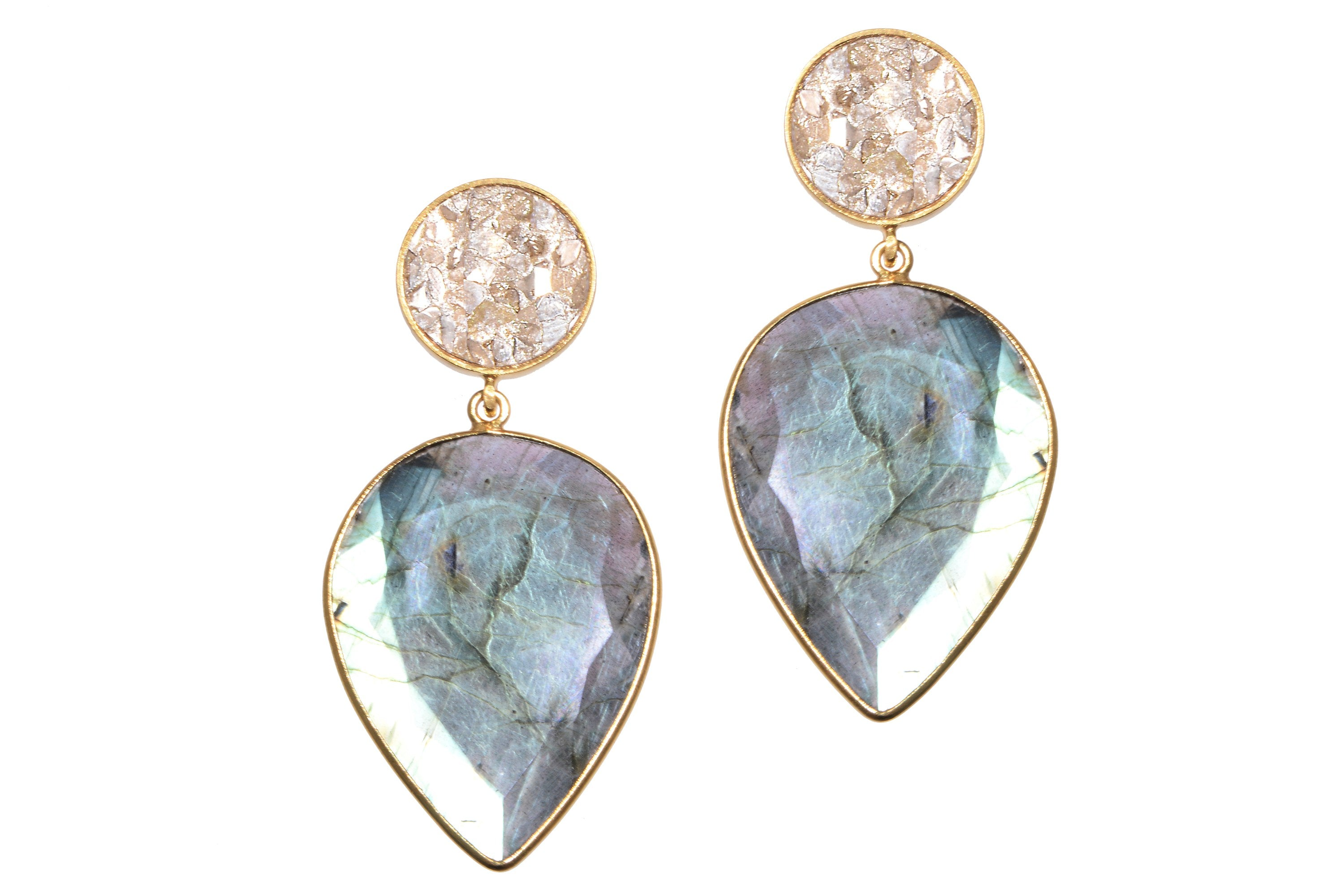 Horatio Earrings YGL