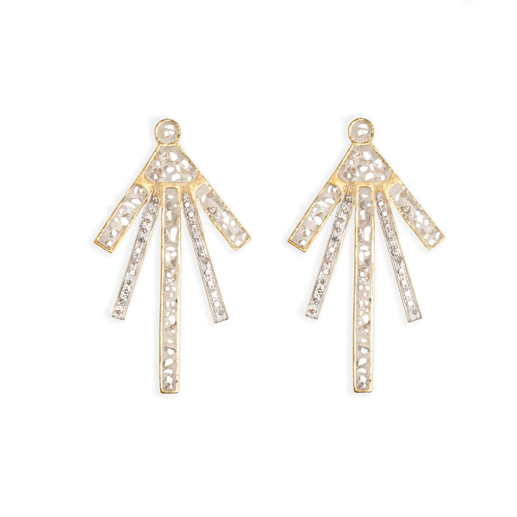 Kollam Earrings D