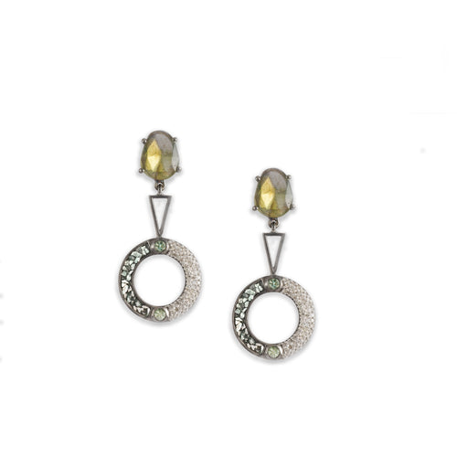Panzara Earrings OS