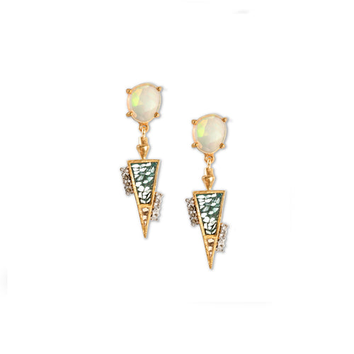 Zuari Earrings YG