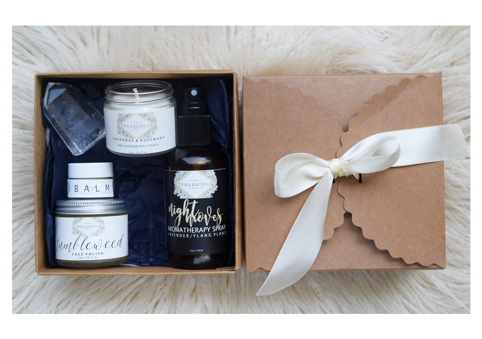 Spa Kits & Gifts | Crystal Child | Handcrafted, Natural & Vegan Apothecary