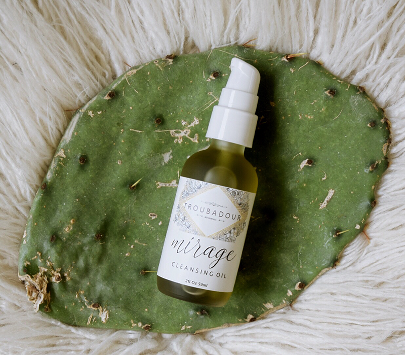 Cleansing Oil for Oily Skin | Natural & Vegan apothecary