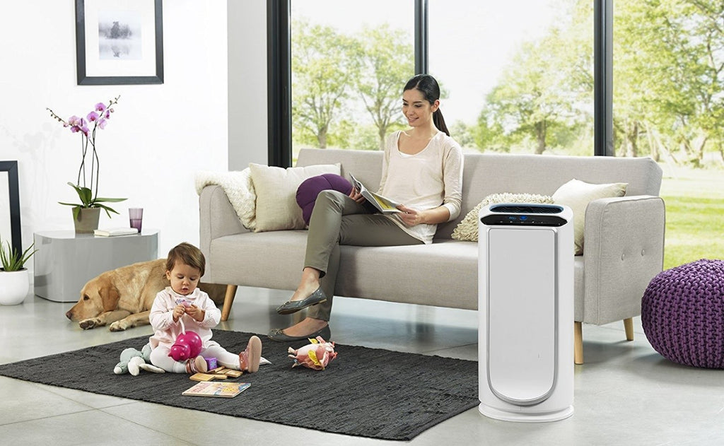 Choosing the Best Air Purifier for You