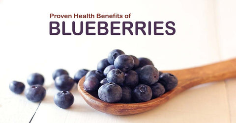 Health Benefits of Blueberries