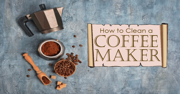 Clean a Coffee Maker
