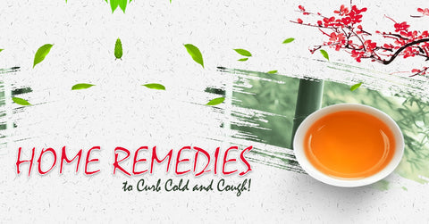 Home Remedies to Curb Cold