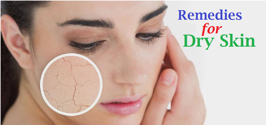 Best Remedies for Dry Skin