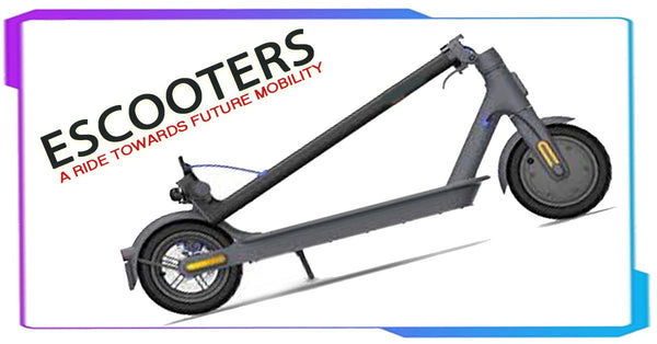 the future of electric scooter