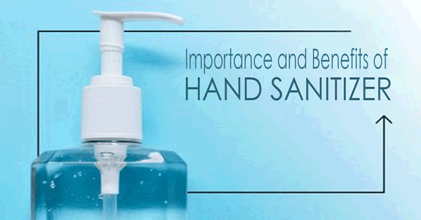 The Importance and Benefits of Hand Sanitizer
