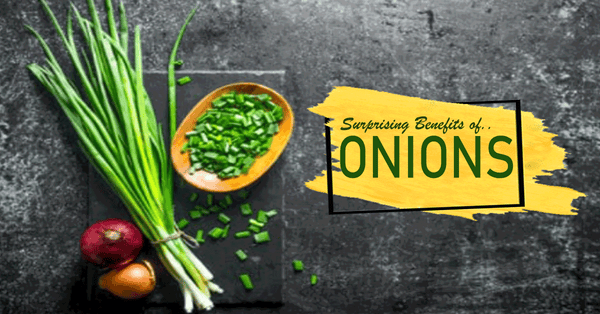 The Surprising Benefits of Onions