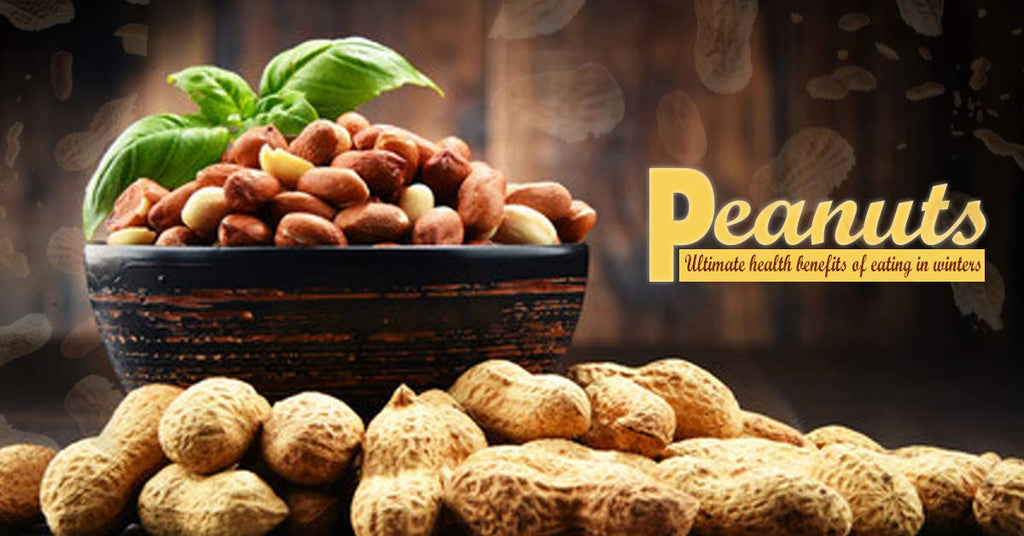Ultimate Health Benefits of Eating Peanuts in Winters