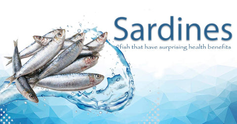 Sardines: Surprising Health Benefits