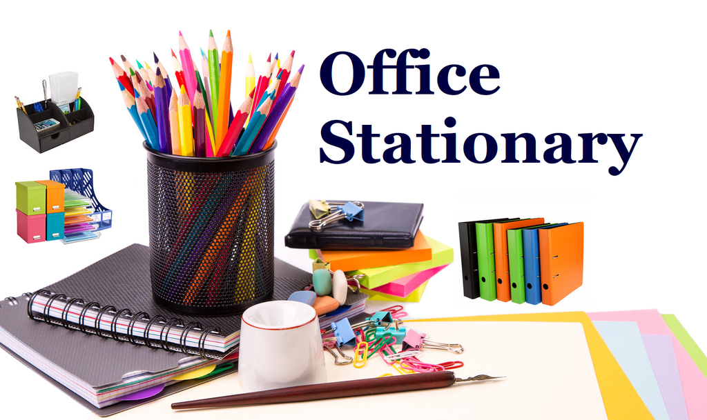 Every Office Necessity: Office Stationary Supplies
