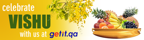 celebrate vishu with getit.qa