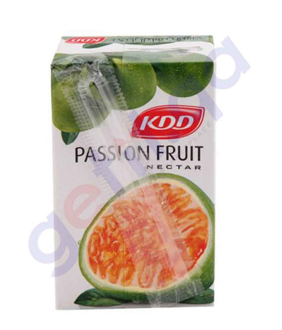 KDD PASSION FRUIT NECTAR