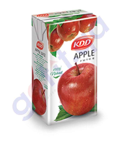Buy Best KDD Apple Juice 180ml Price Online in Doha Qatar