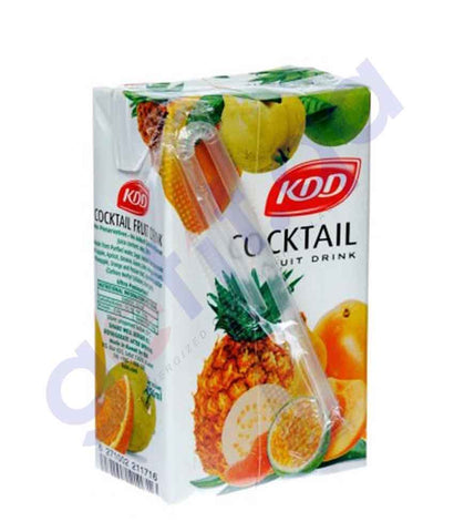 Buy KDD Cocktail Juice 250ml Price Online in Doha Qatar