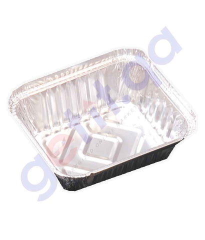 BUY MTC - ALUMINUM CONTAINER W/LID 83420 (1X1000) IN QATAR