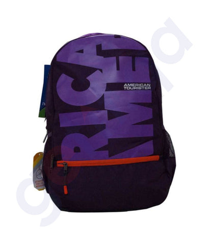 Buy American Tourister Pop Plus School Bag 2 Magenta in Doha Qatar