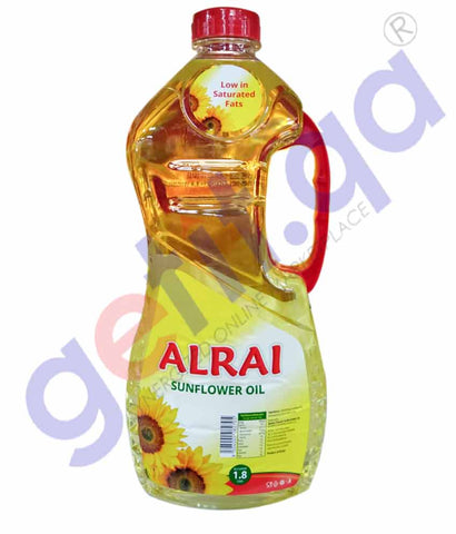 ALRAI SUNFLOWER OIL 1.8 LTR
