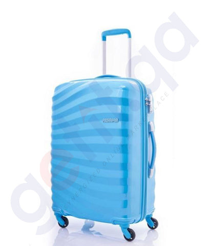 Buy American Tourister Coastline Blue Price Doha Qatar