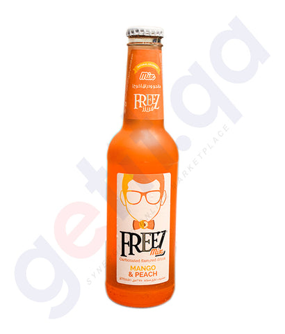 FREEZ MANGO & PEACH DRINK 275ML
