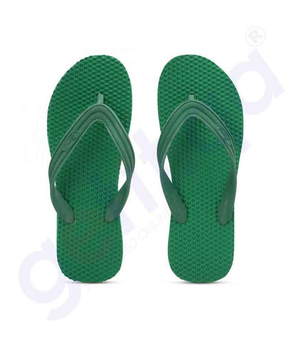 Buy Paragon Slipper Acusole 033 gREEN for Men Online Doha Qatar