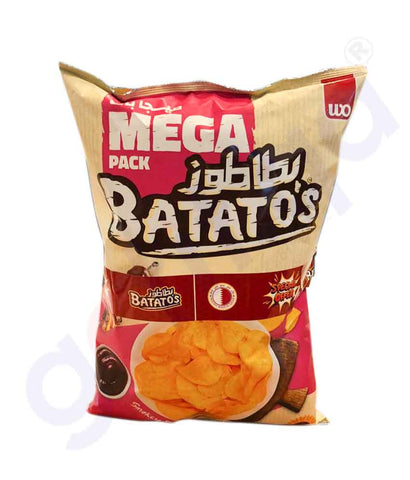 Buy Batato's Assorted Flavor 2x167gm Online in Doha Qatar