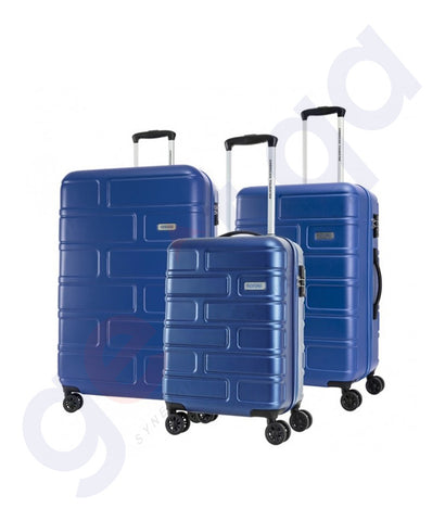 Buy American Tourister Bricklane Hard Luggage in Doha Qatar