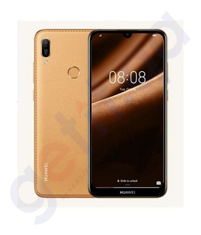Buy Huawei Y6 Prime 2019 2gb 32gb Brown Price Online in Doha Qatar