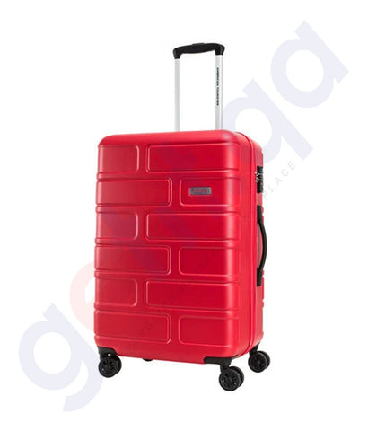 AMERICAN TOURISTER BRICKLANE SP 68CM BRICK RED