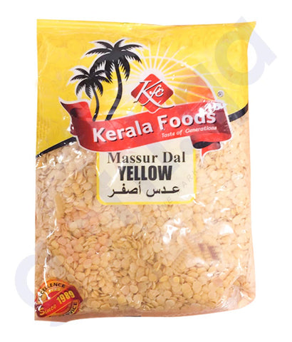 YELLOW MASSUR WHOLE BY KERALA FOODS