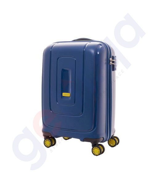 Buy American Tourister Lightrax 55cm Blue in Doha Qatar
