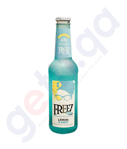 FREEZ LEMON MINT DRINK 275ML