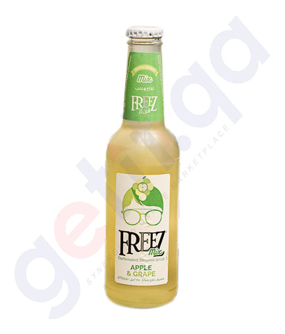 FREEZ APPLE& GRAPE   275ML