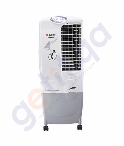 ELEKTA 20L MEDIUM SLIM PORTABLE AIR COOLER - EAC-020MSP