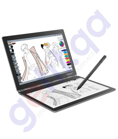 Buy Lenovo Yoga Book C930-i5 4GB 256GB Price in Doha Qatar