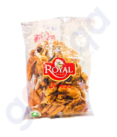 ROYAL CURD CHILLY