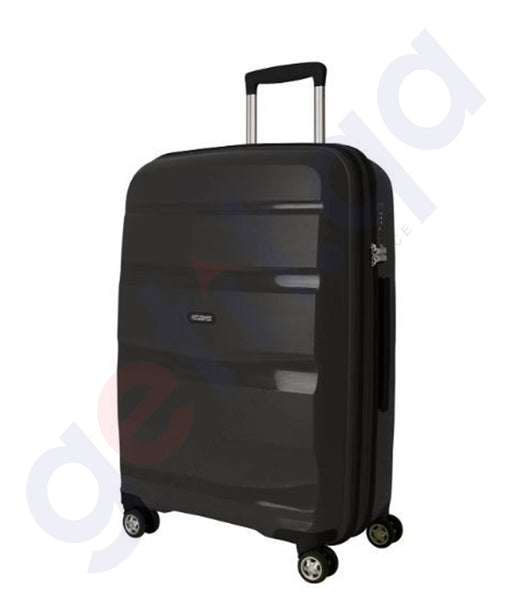 Buy American Tourister Born Air Deluxe Spinner Doha Qatar