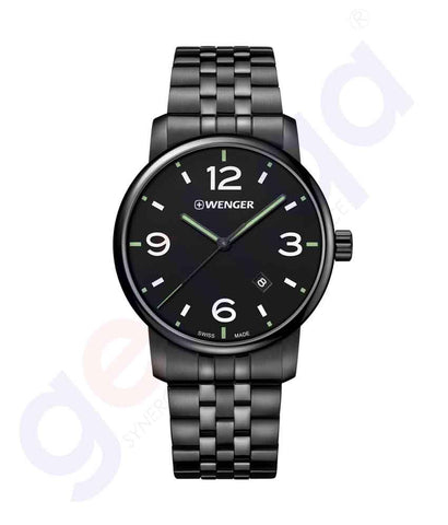 GETIT.QA | Buy Wenger Urban Metropolitan Men Watch 01.1741.119 Doha Qatar
