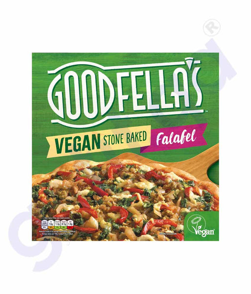 GETIT.QA | Buy Goodfellas Falafel 377g Price Online in Doha Qatar