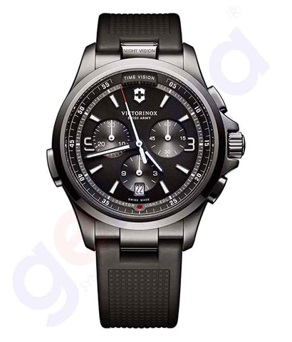 GETIT.QA | Buy Victorinox Swiss Army Night Vision Black 241731 Doha Qatar