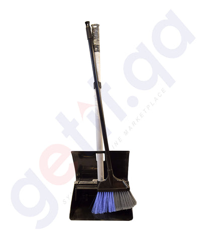 GALA LOBBY DUSTPAN WITH BROOM