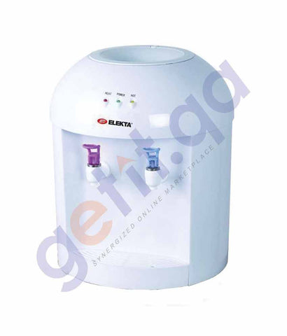ELEKTA HOT & NORMAL TABLE TOP WATER DISPENSER - EWD-323HN