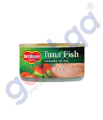 Buy Del Monte Tuna Fish Chunks in Oil Online in Doha Qatar
