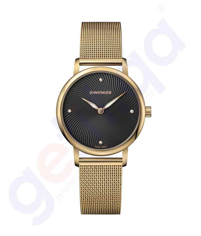 GETIT.QA | Buy Wenger Urban Donnissima Women Watch 01.1721.102 Doha Qatar