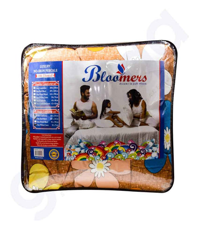 Buy Bloomers Comforter Set 6pc Price Online in Doha Qatar